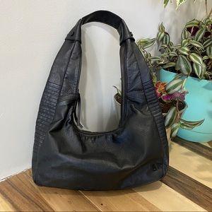 Nixon faux leather purse